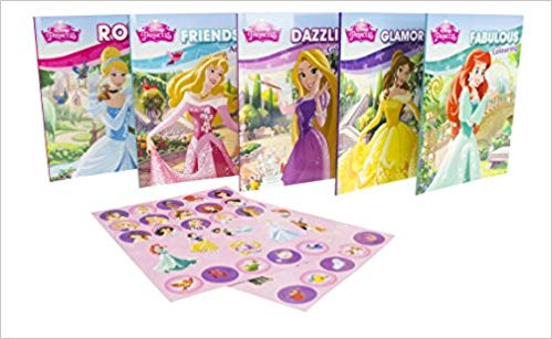 Disney Princess Activity Time Fun Pack