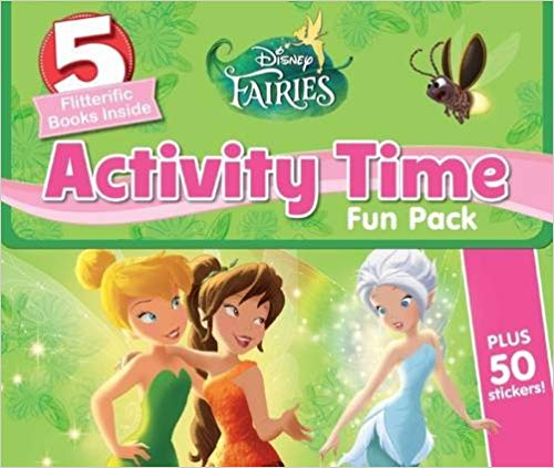 Disney Fairies Activity Time Fun Pack