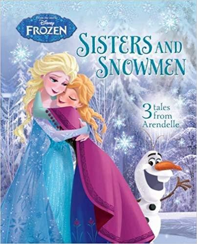 Disney Frozen Sisters and Snowmen