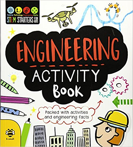 Engineering Activity Book (STEM Starters for Kids