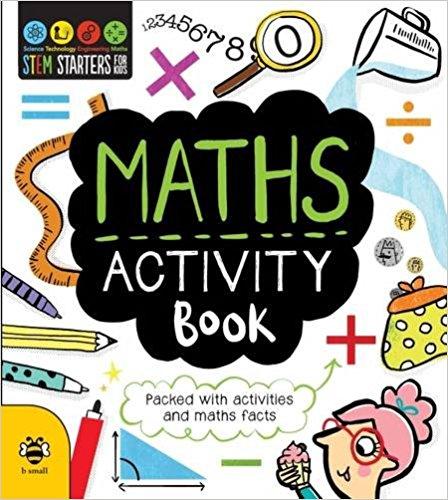 Maths Activity Book (STEM Starters for Kids)