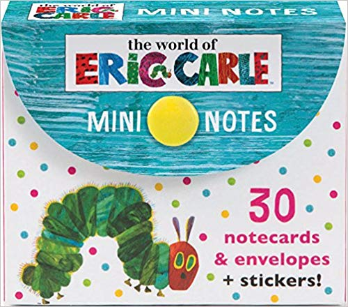The World of Eric Carle(TM) Mini Notes