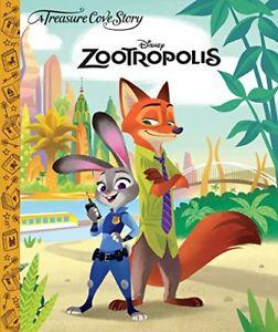 A Treasure Cove Story - Zootropolis