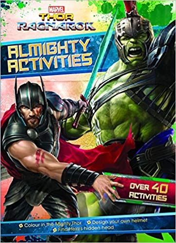 Marvel Thor Ragnarok Almighty Activities