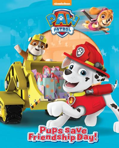 Nickelodeon PAW Patrol Pups Save Friendship Day!