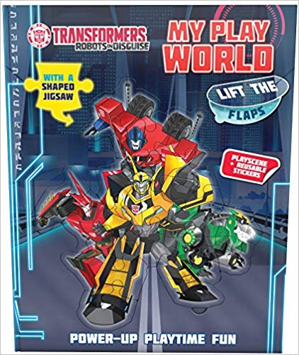 Transformers Robots in Disguise My Play World