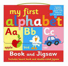 First picture book Alphabat -