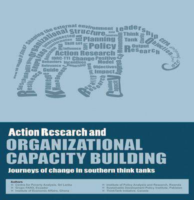 ACTION RESEARCH & ORGANIZATIONAL CAPACITY BUILD :