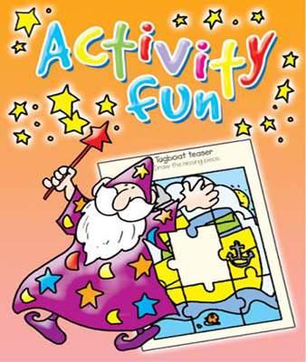Activity Fun Book: Bk. 5