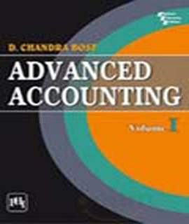 ADVANCED ACCOUNTING VOL-1 (pb)2010