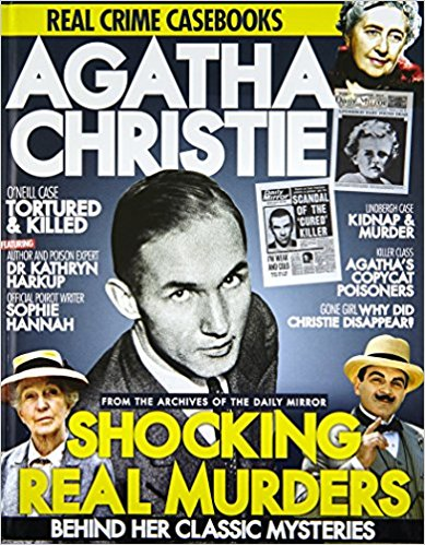 Agatha Christie: Shocking Real Murders Behind Her Classic Mysteries