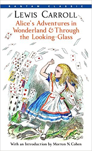 Alice`s Adventures In Wonderland And Through -