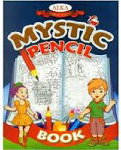Alka Mystic Pencil Book