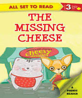 All Set To Read The Missing Cheese Level 3
