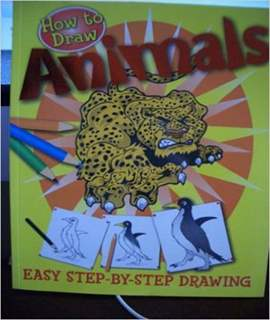 Animals (How to Draw 32)
