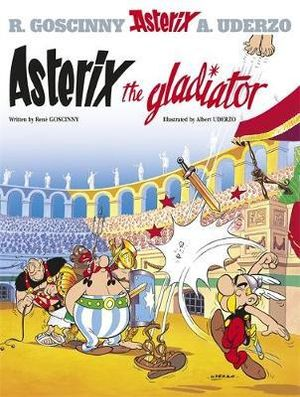Asterix The Gladiator -