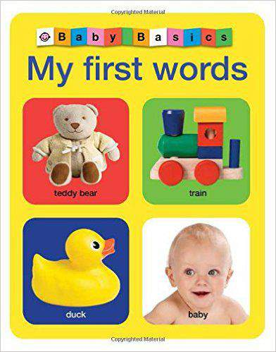 Baby Basics: My First Words -