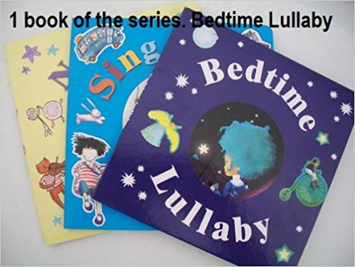 Baby Firsts Bedtime Lullaby 3 book set