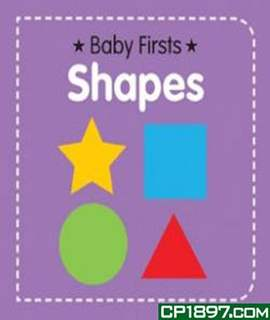 Baby Firsts Shapes