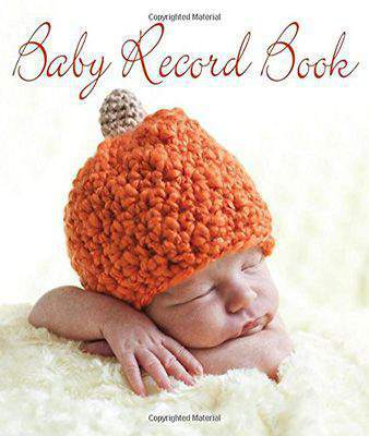 Baby Record  Book -