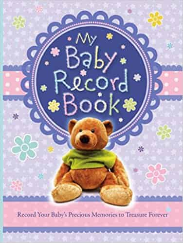 Baby Record Book Baby & Toddler