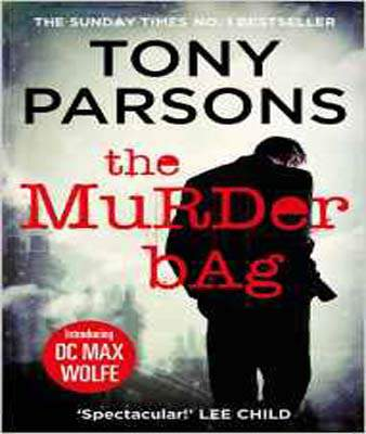 The Murder Bag (DC Max Wolfe)