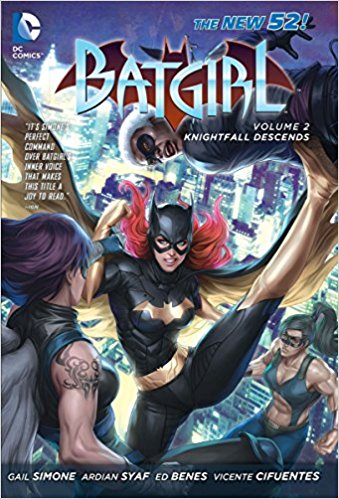 Batgirl Volume 2 Knightfall Descends