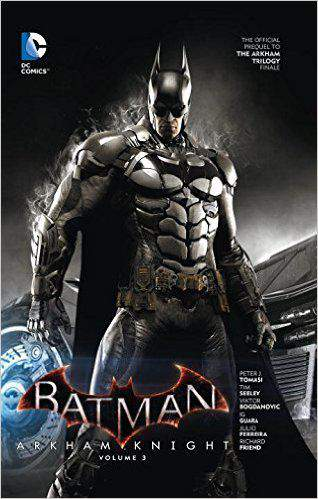 Batman Arkham Knight HC Vol 3