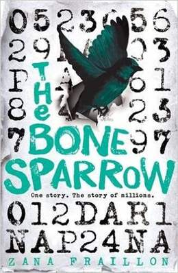 The Bone Sparrow shortlisted for the Guardian Childrens Fiction Prize