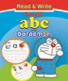 Doraemon Read and Write Small ABC