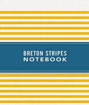 Breton Stripes Sunny Yellow (Notebooks)