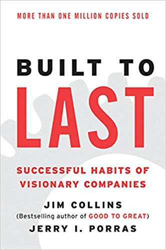 Built to Last Successful Habits Of Visionary CompaniesAI