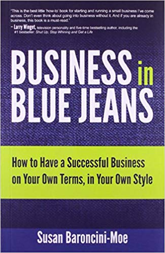 Businein Blue Jeans