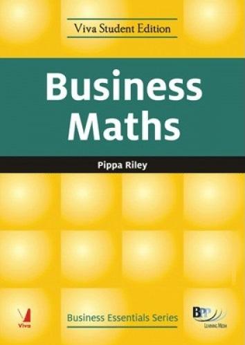 Business Essentials Series: Business Maths