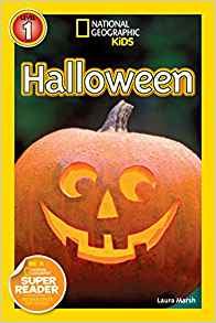 National Geographic Kids Readers: Halloween