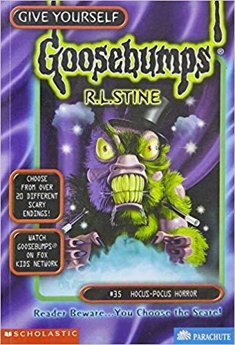 Goosebumps: Hocus pocus Horror