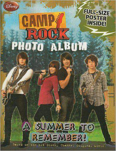 Camp Rock Photo Album: A Summer to Remember