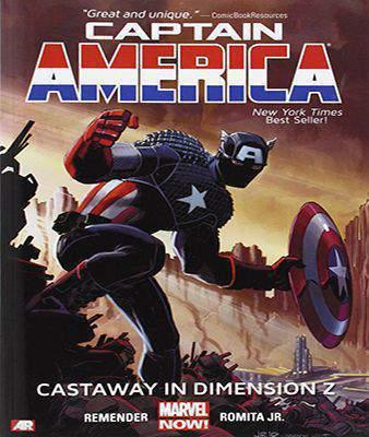Captain America Volume 1: Castaway in Dimension Z Book 1 (Marvel Now) (Captain America (Paperback))