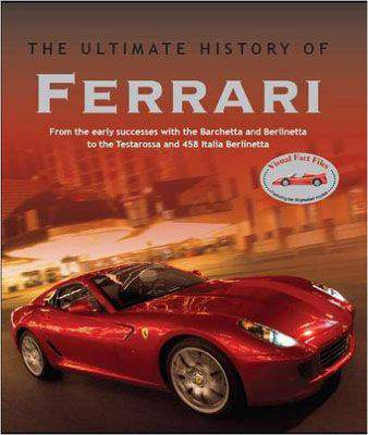 Cars Ultimate History: Ferrari