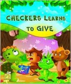 Animal Based Value Story : Checkers Learn To Give