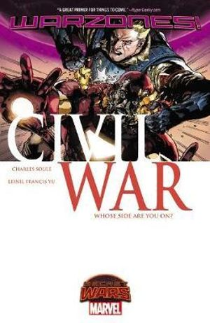 Civil War: Warzones!  -   Paperback