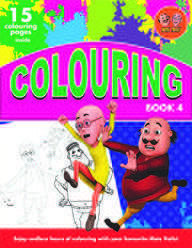 COLORING BOOK -4