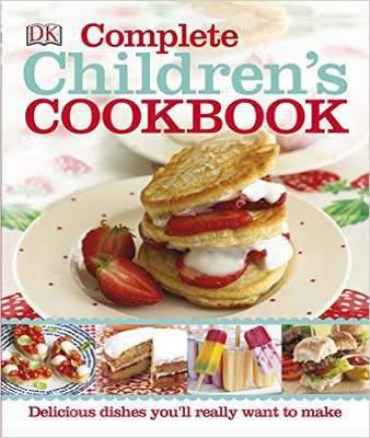 Complete Children's Cookbook (Dk)