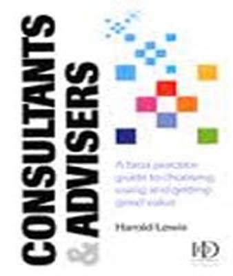 Consultants & Advisers -