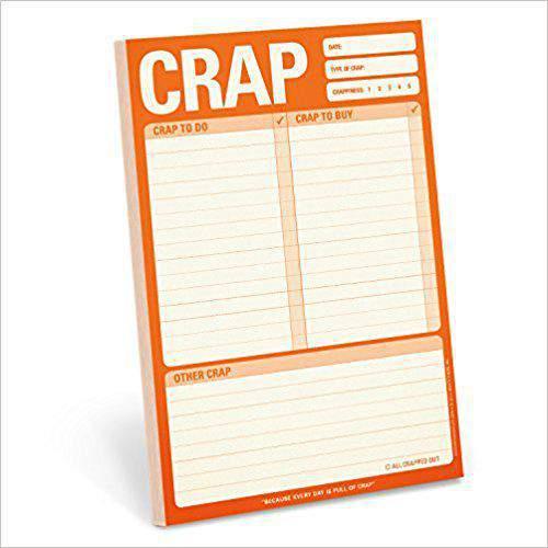 Crap Pad
