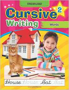 Cursive Writing Book Words Part 2