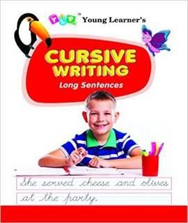 Cursive Writing : Long Sentences