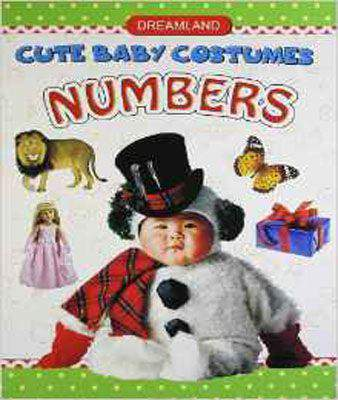Cute Baby-Books Numbers