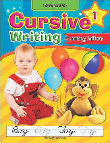 Cursive Writing Book Joining Letters