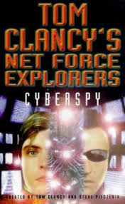 Cyberspy (Tom Clancy's Net Force Explorers)